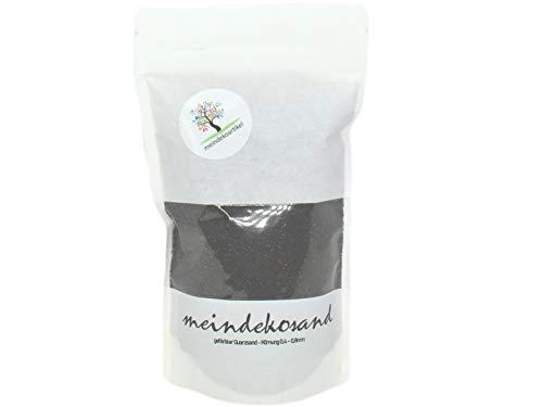 Farbsand zum Dekorieren und Gestalten - Quarzsand gefärbt 0,4-0,8mm – Dekosand -(