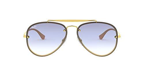 Óculos de Sol Ray Ban Blaze Aviador RB3584N 001/19-61