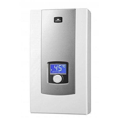 Calentador regulado electrónicamente de...