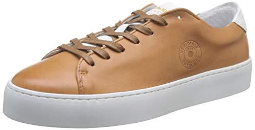 Pataugas Damen Kella F4e Sneaker, Braun (Caramel 753), 38 EU
