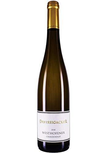 Dreissigacker Westhofener Chardonnay QbA trocken (1 x 0.75 l)