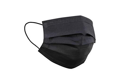 Mundschutz Maske, Maske , geprüft, Einwegmaske 3 lagig, Mund und Nasenschutz, Gesichtsmasken