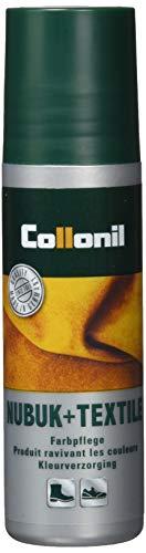 Collonil Nubuk + Textile Schuhpflege pfeffer-taupe, 100 ml