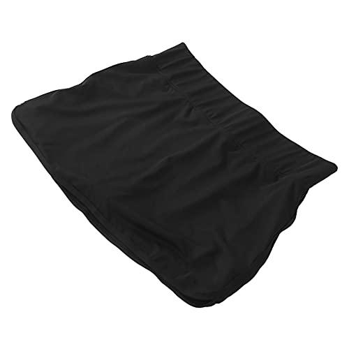 Jiawu Pantalón Corto para Correr, Pantalón Corto Deportivo Negro Transpirable para Ciclismo para Voleibol para Mujer para(XXL-XXL)