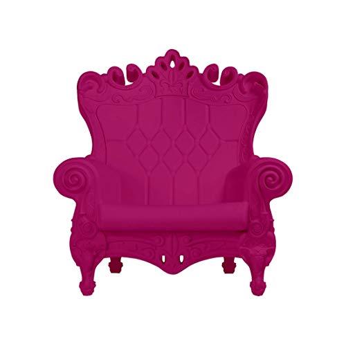 Slide - Design of Love Little Queen of Love Poltroncina baby Fuchsia sweet