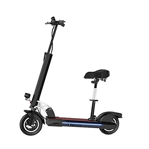 electric bicycle elektrische scooter volwassenen opvouwbare 36V 360W Max snelheid 30km / H E-scooter met LED-licht en HD-weergave
