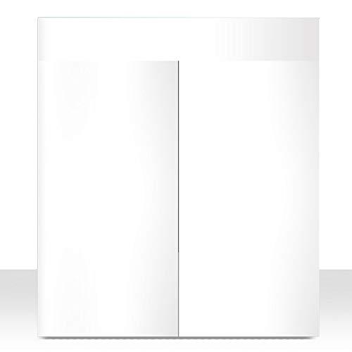 Wave A6006768 Schrank Station, 60 x 40 x 80 cm, weiß