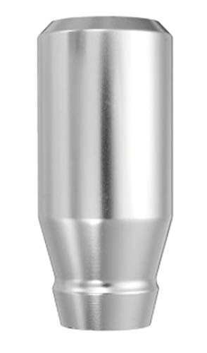 ICBEAMER Manual Transmission Stick Shift Vehicle Car Universal Shift KNOB [Color: Silver]