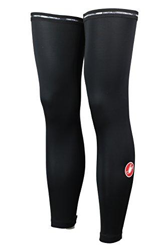 Castelli UPF 50+ Light Leg Sleeves Black, L