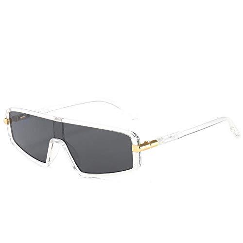 NIUASH Sonnenbrille polarisiert Flat Top Models Brille Männer Frauen Vintage Classic Schwarz Cat Eye Driver Brille Für Männer UV400-C