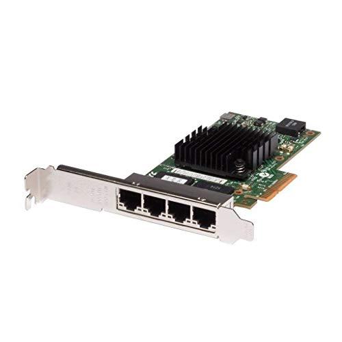 Intel I350-T4 - Tarjeta de Red (Alámbrico, PCI-E, Ethernet, 1000 Mbit/s, 10/100/1000 Mbit/s, I350)