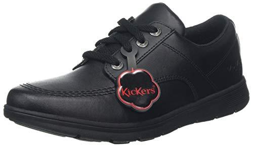 Kickers Kelland-Lace Lo, Mocassins Mixte Adulte, Noir...
