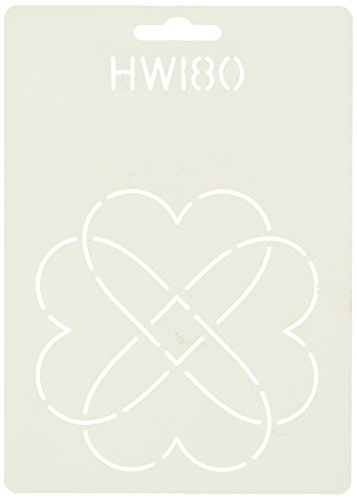 Quilting Creations Heart Knot Quilt Stencil