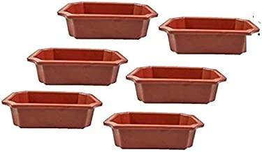 Khoji Imperial Bonsai Tray - A Set of 6