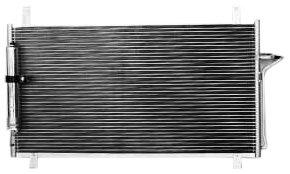 TYC 4730 Honda Civic Serpentine Replacement Condenser