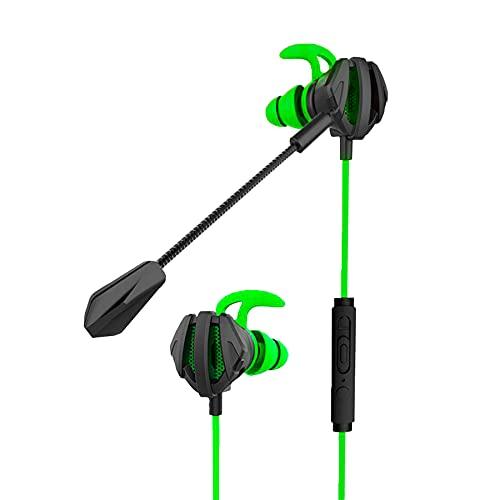 Auriculares Con Microfono Para Movil  marca Gamers