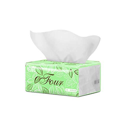 Aoogo 1/3/5 Packungen Multifold Papiertücher Papiertücher, Haushalts Virgin Zellstoff 3 Schicht-Wipe Papier Saugfähigen Gewebe Schnelltrocknende Saugfähigkeitstaschen