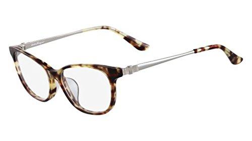 Eyeglasses Salvatore Ferragamo SF 2745 A 206 Havana Vintage/Clear