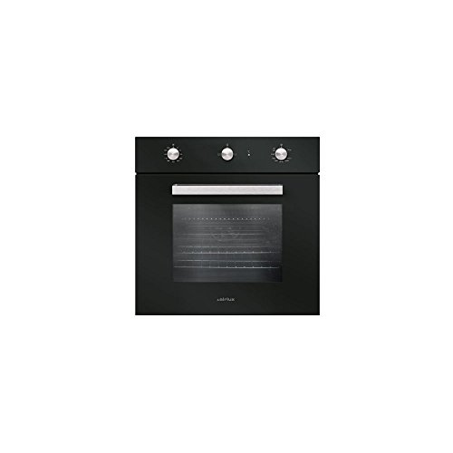 Airlux AFSCW21BKN four Gaz naturel, Propane/butane oven 60 L 2600 W Noir A