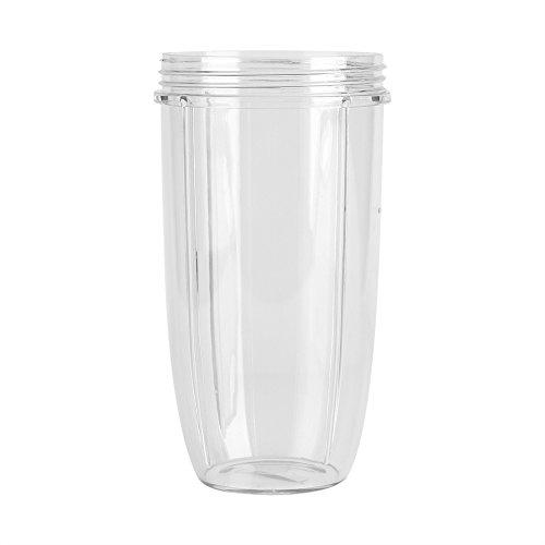 parte superior exprimidor taza piezas taza para Nutribullet Nutri traje de repuesto para batidoras de 900W Mezclador de zumo, mezcla de frutas y verduras máquina 18/24/32oz...