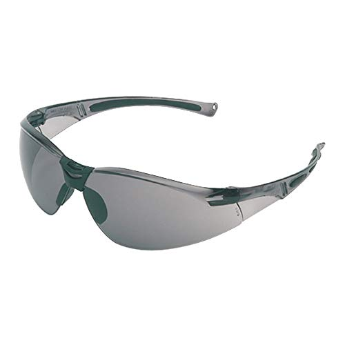 Honeywell 1015367 A800 Sporty Safety Eyewear Frame with Grey TSR Fogban/Anti-Scratch Lens