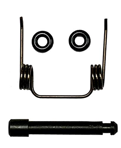 CoFast Feeder Spring Set, Feeder Spring, Shaft Pin and Two Washer O-Rings for aftermaket Hitachi NV45AB2 Coil Roofing Nailer