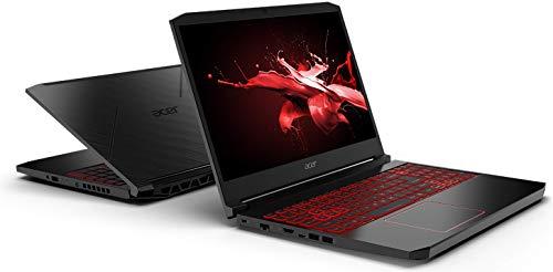 2019 Acer Nitro 7 15.6' FHD IPS High Performance Gaming Laptop, 9th Gen Intel 6-Core i7-9750H Upto 4.5GHz, 8GB RAM, 512GB SSD, NVIDIA GeForce GTX 1650 4GB, Backlit Keyboard, USB-C, HDMI, Windows 10