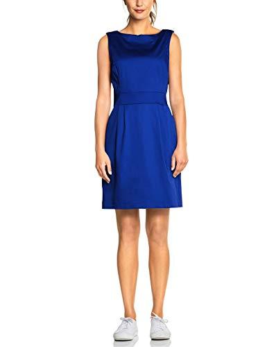Street One Damen 142532 Kleid, Blau (Cobalt Blue 11784), (Herstellergröße:42)