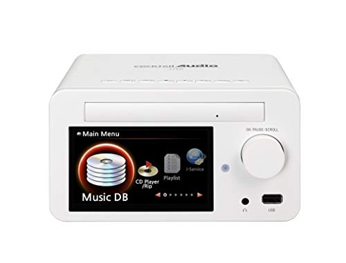 Cocktail Audio - X12 - CD Ripper - Music Server & Streamer - White
