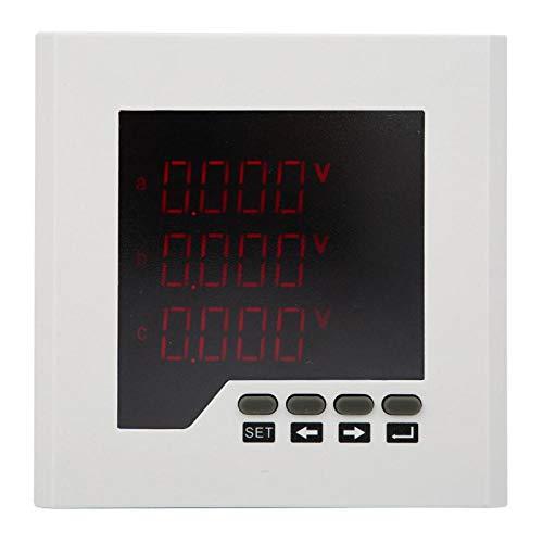 3-Phasen-Zähler, Stromzähler, Wechselstromzähler für Energiemanagementsysteme Industrie- und Bergbauunternehmen