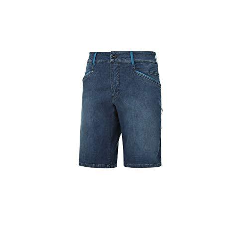 Salewa Herren Shorts Wild Country 95194 Session M Denim Shorts kurze Hose Jeans, blau, L/50