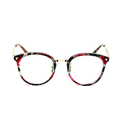 JJ Home Anti Blue Light Gafas de Lectura, Gafas Unisex, TR90, Bisagras Resorte - Moda,Practicas,Ligeras,Comodas
