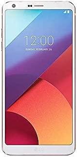 LG G6 Dual Sim - 32GB, 4GB RAM, 4G LTE, Mystic White