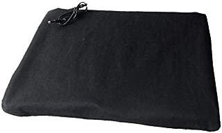 SODIAL Heating Cushion Pad USB Portable Warmn Inflatable Heating Cushion Heated Seat Cushions for Winter Outdoor Fishing Ski Office Car Chair