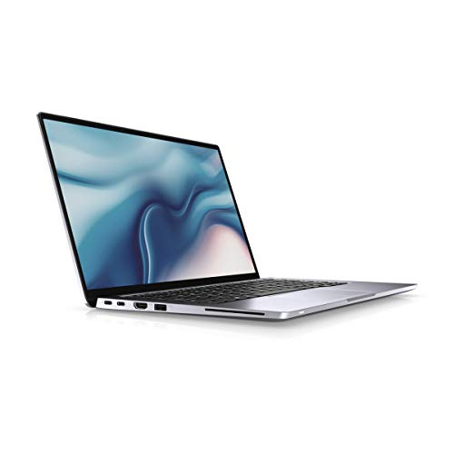 """New Latitude 9410 2-in-1 10th Gen Intel I7-10610U vPro 14"""" FHD Touch AR+AS, IR Cam Snapdragon X20 Cat 16 4G 5G LTE Cellular Connection Verizon T-Mobile AT&T Stylus Pen (1TB SSD