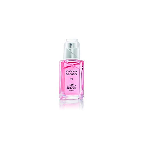 Gabriela Sabatini Miss Gabriela Night EDT Vapo 20 ml, 1er Pack (1 x 20 ml)