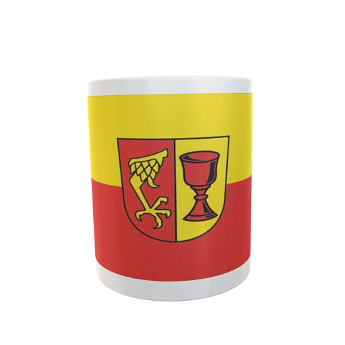 U24 Tasse Kaffeebecher Mug Cup Flagge Gärtringen