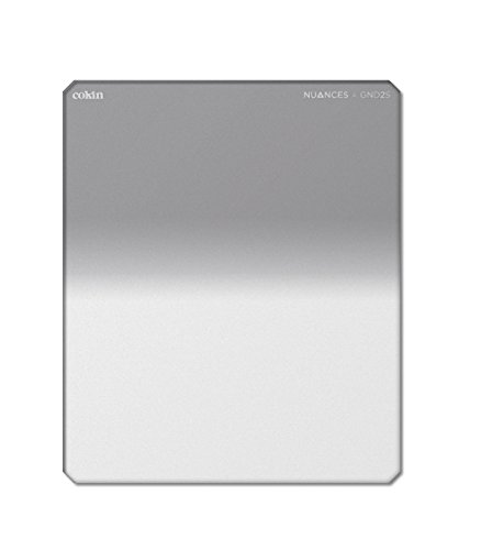 Cokin WP1SGND002Nuances GND2 - Filtro Degradado Gris Suave para Sistema de Filtro Creative de la Serie P, Gris