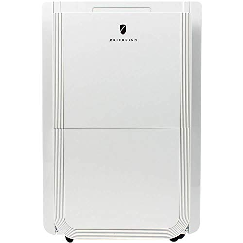 Friedrich D50B1A 50 Pint Dehumidifier with Pump