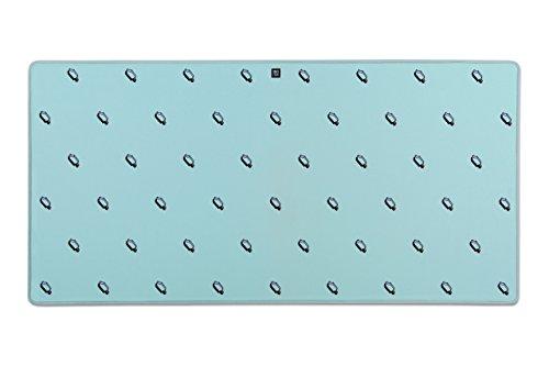 Mionix Desk Pad (3-mm, wasserabweisend, ideales Tracking) Ice Cream