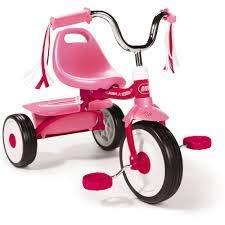 Radio Flyer Folding Trike, Pink (Pink)