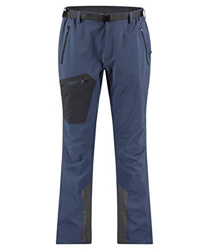 Meru Herren Trekkinghose Sagunto blau (296) 50