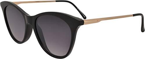 SQUAD Para mujeres Gafas de sol, Ojos de gato Fashion, 100%...