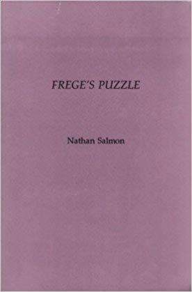 Puzzles  Frege