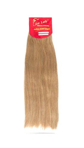 45,7 cm Premium indien Ange 100% Remy Extension de cheveux humains tissage 113 g # S8 (# 22)