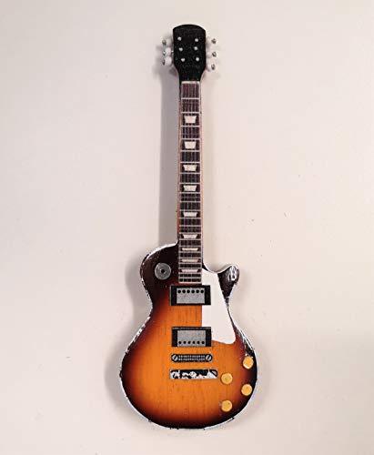 Joe Perry (Aerosmith) 1959 Les Paul Vos - Llavero y imán variante (im