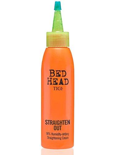 Tigi Bed Head Straighten Out Straightening Cream 120ml by Bed Head