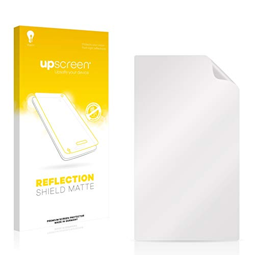 upscreen Entspiegelungs-Schutzfolie kompatibel mit Sony Ericsson Xperia neo V MT11i – Anti-Reflex Bildschirmschutz-Folie Matt
