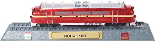 Modelleisenbahn Donau Express Nohab M61 12 cm