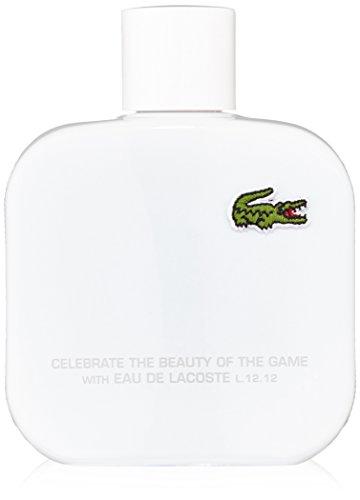 Lacoste Eau De Lacoste L.12.12 Blanc 100 ml Eau de Toilette Spray für Ihn Limited Edition, 1er Pack (1 x 100 ml)